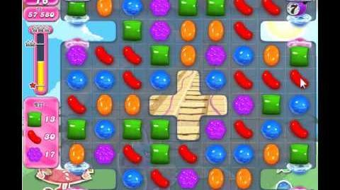Candy Crush Saga Level 324 - 2 Star - no boosters