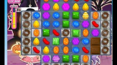 Candy crush saga level 722 (no boosters)