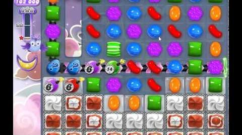 Candy Crush Saga Dreamworld Level 562 (Traumwelt)