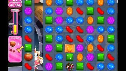 Candy Crush Saga Level 221 NB 3 Stars