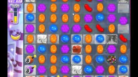 Candy Crush Saga Dreamworld Level 488 (Traumwelt)