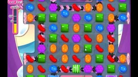 Candy Crush Saga Level 2257 - NO BOOSTERS