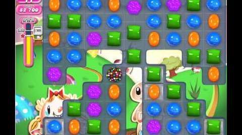 Candy Crush Saga Level 69 - 2 Star - no boosters