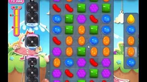 Candy Crush Saga Level 740