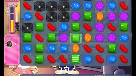 Candy Crush Saga Level 519