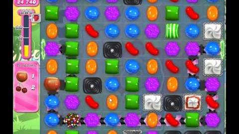Candy Crush Saga Level 802