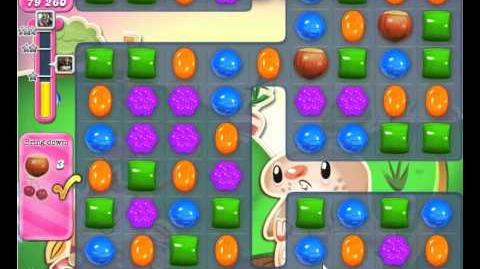 Candy Crush Saga Level 74 How to pass with no boosters!