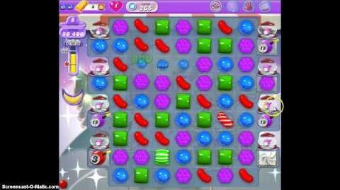 Candy Crush Saga Dreamworld Level 265 Walkthrough No Booster