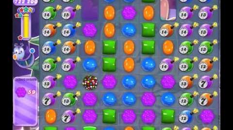 Candy Crush Saga Dreamworld Level 374 (Traumwelt)