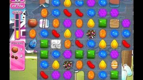 Candy Crush Saga Level 242 - 3 Star - no boosters