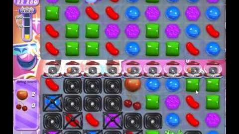Candy Crush Saga Dreamworld Level 611 (Traumwelt)