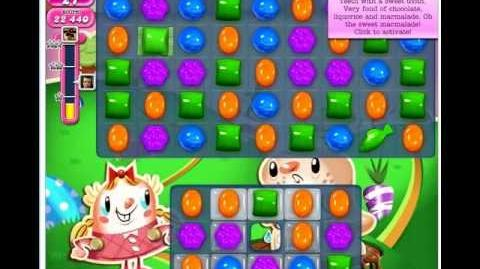 Candy Crush Saga SWEET TOOTH DEMO (Level 73)