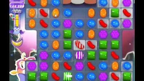 How to beat Candy Crush Saga Dreamworld Level 108 - 3 Stars - No Boosters - 374,440pts