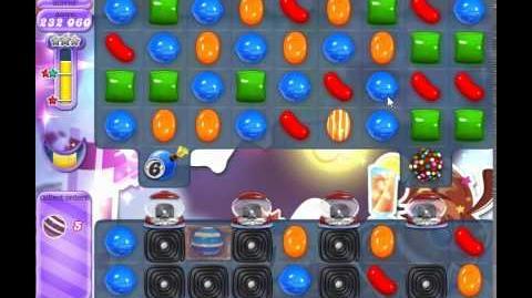Candy Crush Saga Dreamworld Level 493(No booster, 3 Stars)