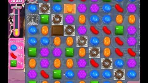 Candy Crush Saga Level 712