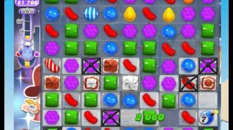 Candy Crush Saga - DreamWorld level 443 (No Boosters)