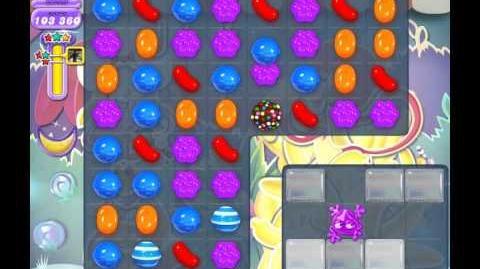 Candy Crush Saga Dreamworld Level 632 (No booster, 3 Stars)