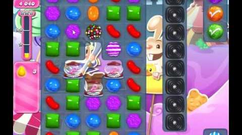 Candy Crush Saga Level 2027 - NO BOOSTERS