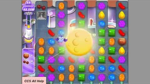 Candy Crush DREAMWORLD level 442 NO BOOSTERS