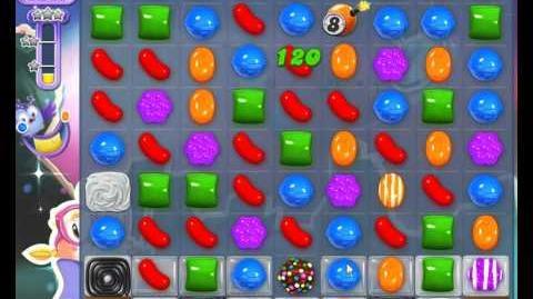 Candy Crush Saga Dreamworld Level 104 (Traumwelt)