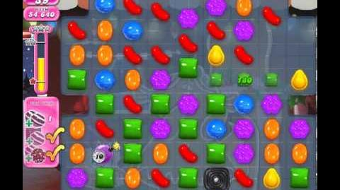 Candy Crush Saga Level 271 - 3 Star - no boosters