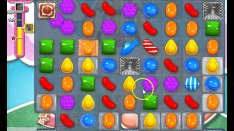 Candy Crush Saga Level 285 walkthrough