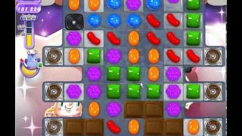 Candy Crush Saga Dreamworld Level 170 (3 star, No boosters)
