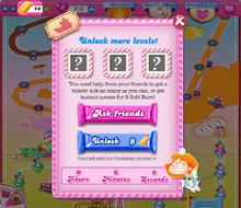Ticket request - countdown time Glitch