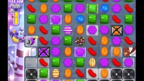 Candy Crush Saga Dreamworld Level 494 (Traumwelt)