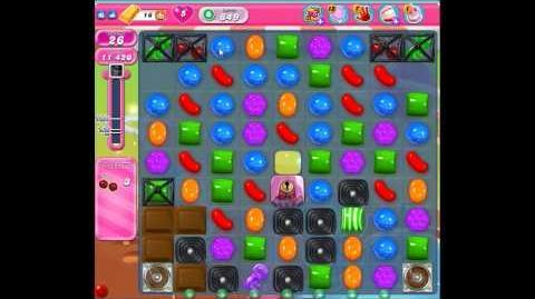 Candy Crush Saga Level 849 No Boosters