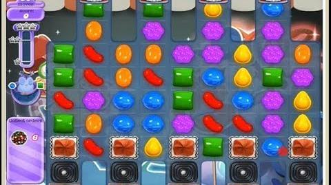 Candy Crush Level 317 (Dreamworld) Odus