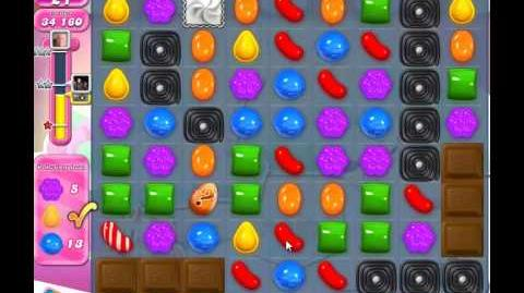Candy Crush Saga Level 247 Walkthrough