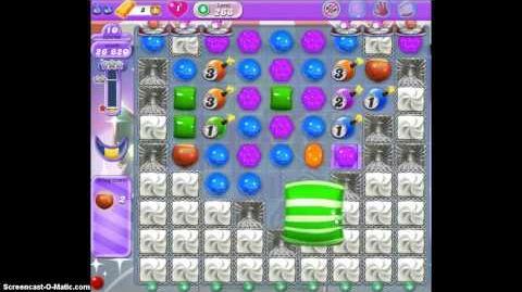 Candy Crush Saga Dreamworld Level 268 Walkthrough No Booster
