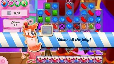 Candy Crush Saga Level 2579 NO BOSTERS