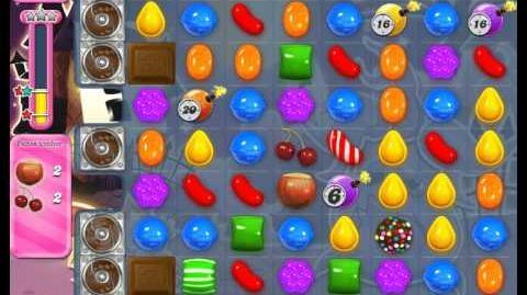 Candy crush saga level 724