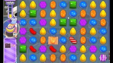 Candy Crush Saga Dreamworld Level 140 (Traumwelt)