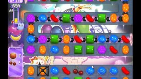 Candy Crush Saga Dreamworld Level 587 (Traumwelt)
