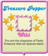 Treasure Popper