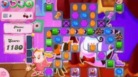 Candy Crush Saga Level 2578 NO BOSTERS