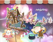 Cookie Cabana Theme