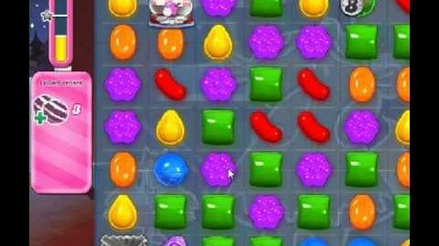 Candy Crush Saga Level 263 - 2 Star