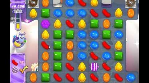 Candy Crush Saga Dreamworld Level 165 No Booster