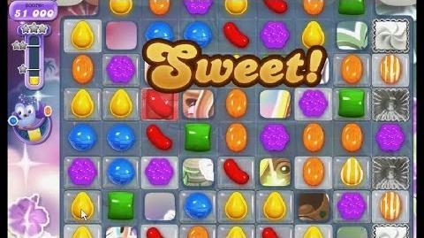 Candy Crush Saga Dreamworld Level 198 - 3 Stars NB