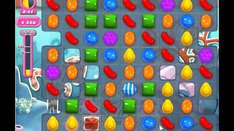 Candy Crush Saga Level 313 - 1 Star - no boosters