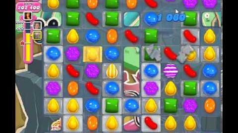 How to beat Candy Crush Saga Level 35 - 3 Stars - No Boosters - 304,980pts