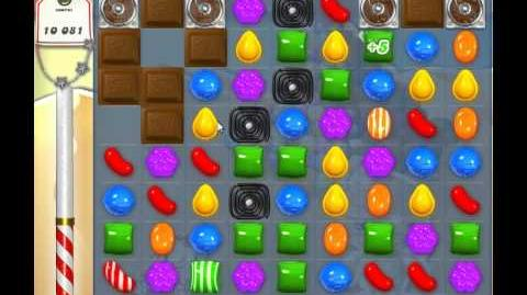 Candy Crush Saga Level 159 - 1 Star - no boosters