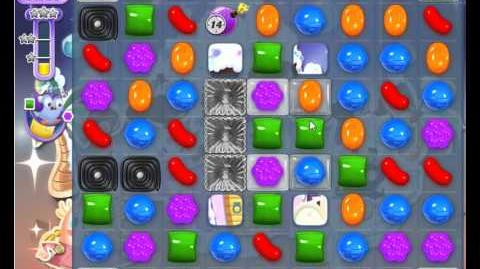 Candy Crush Saga Dreamworld Level 121 (Traumwelt)