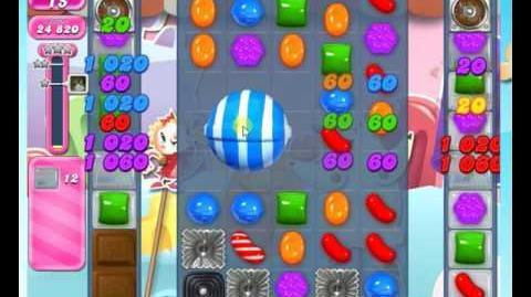Candy Crush Saga Level 2462