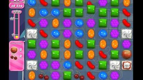 Candy Crush Saga Level 841 (No booster, 3 Stars)