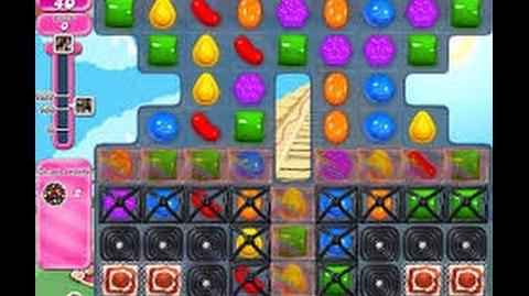 Candy Crush Level 335 (Dreamworld) Odus